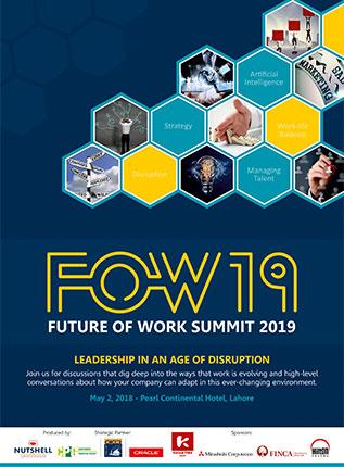 Future of Work Summit 2019