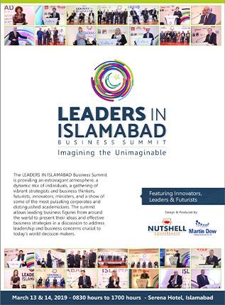 Leaders in Islamabad 2019