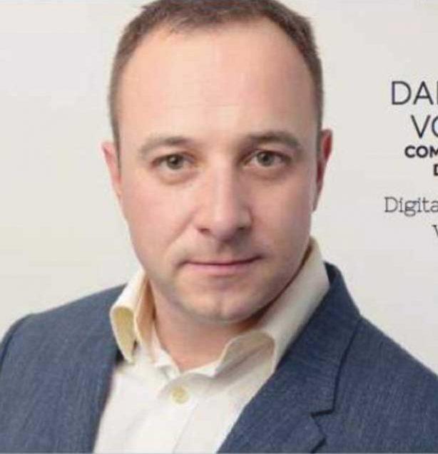 Darren Vogel