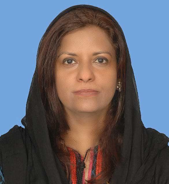 Dr. Nafisa Shah