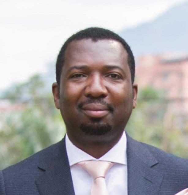 Ernest V. Mbenkum